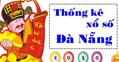 Thống kê xổ số Đà Nẵng 19/5/2021