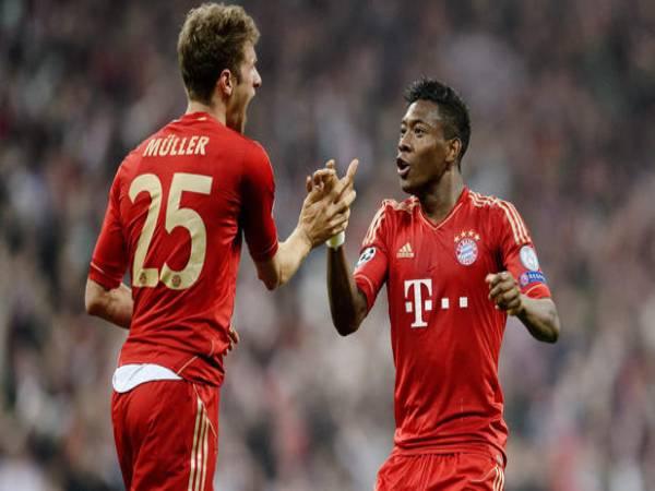 Tin bóng đá Đức 11/5: Hai cầu thủ Bayern đi vào lịch sử bóng đá Đức
