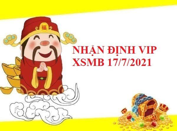 Nhận định VIP KQXSMB 17/7/2021