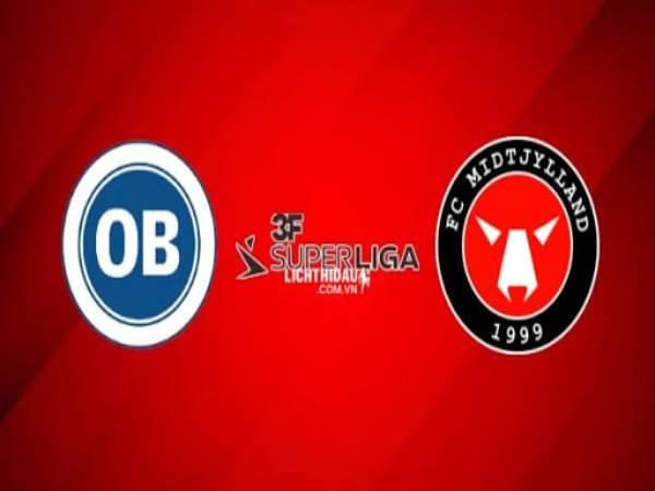 Nhận định, soi kèo Odense vs Midtjylland, 00h00 ngày 17/7