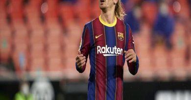 Tin bóng đá sáng 21/7: Griezmann chỉ muốn quay về Atletico