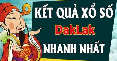 Soi cầu dự đoán xổ số Daklak 20/7/2021 chính xác