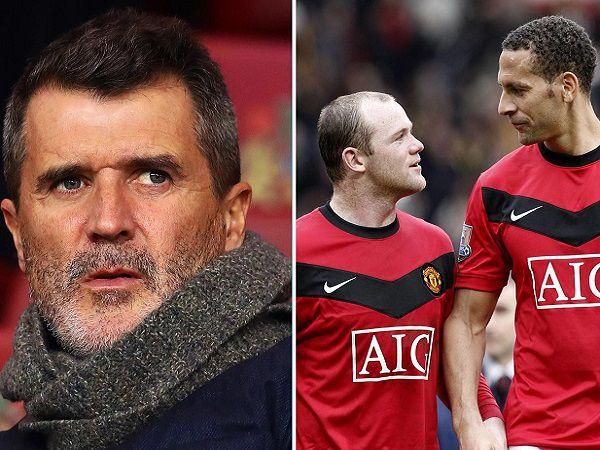 Tin bóng đá sáng 5/8: Keane tiết lộ gây sốc trong phòng thay đồ MU