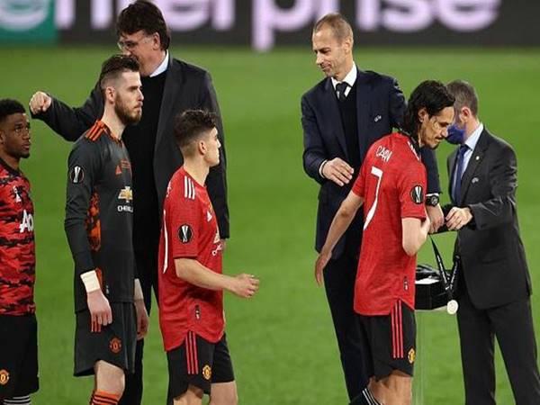 Tin thể thao 2/8: MU có lợi thế lớn tại Champions League mùa tới.