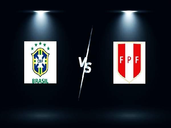 Soi kèo Châu Á Brazil vs Peru, 07h30 ngày 10/9 VLWC 2022