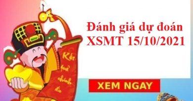 Đánh giá dự đoán XSMT 15/10/2021
