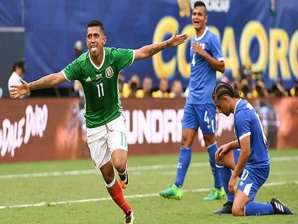 Nhận định El Salvador vs Mexico 14/10