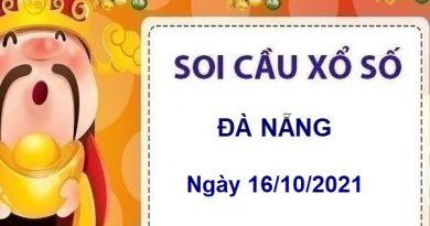 Soi cầu XSDNG ngày 16/10/2021